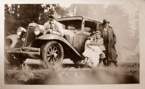 Car in the 1930s