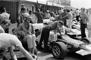 Car racing in 1970s