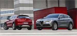 Alfa Romeo Leon in city