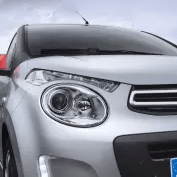Citroën C1 headlight