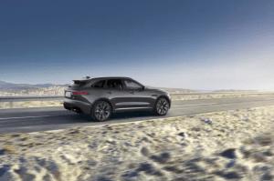 A one-of-a-kind Jaguar F-PACE 'Designer Edition'