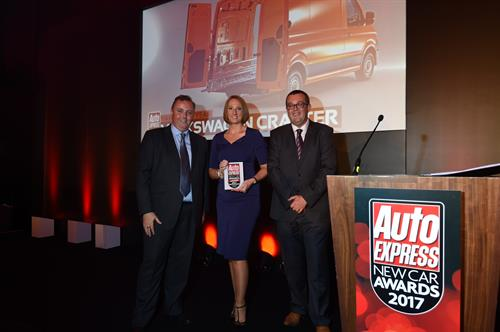 Mitsubishi L200 wins Auto Express 'Pick Up of the Year'