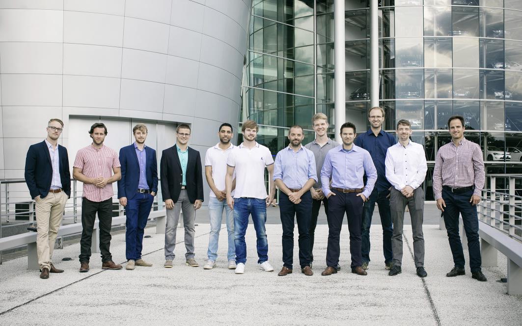 Volkswagen Group employees