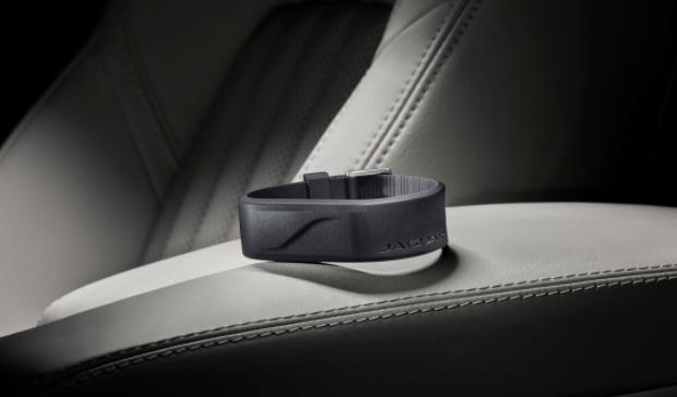 Jaguar XF Sportbrake wrist band