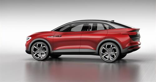 New Volkswagen ID Crozz all-electric crossover