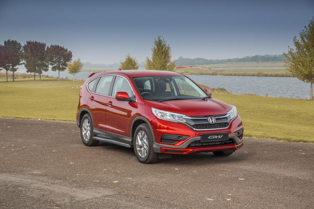 Honda CR-V, best SUVs