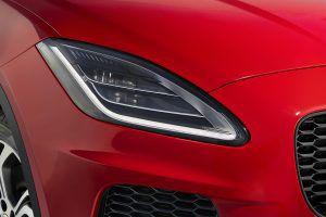 Jaguar E-Pace headlight