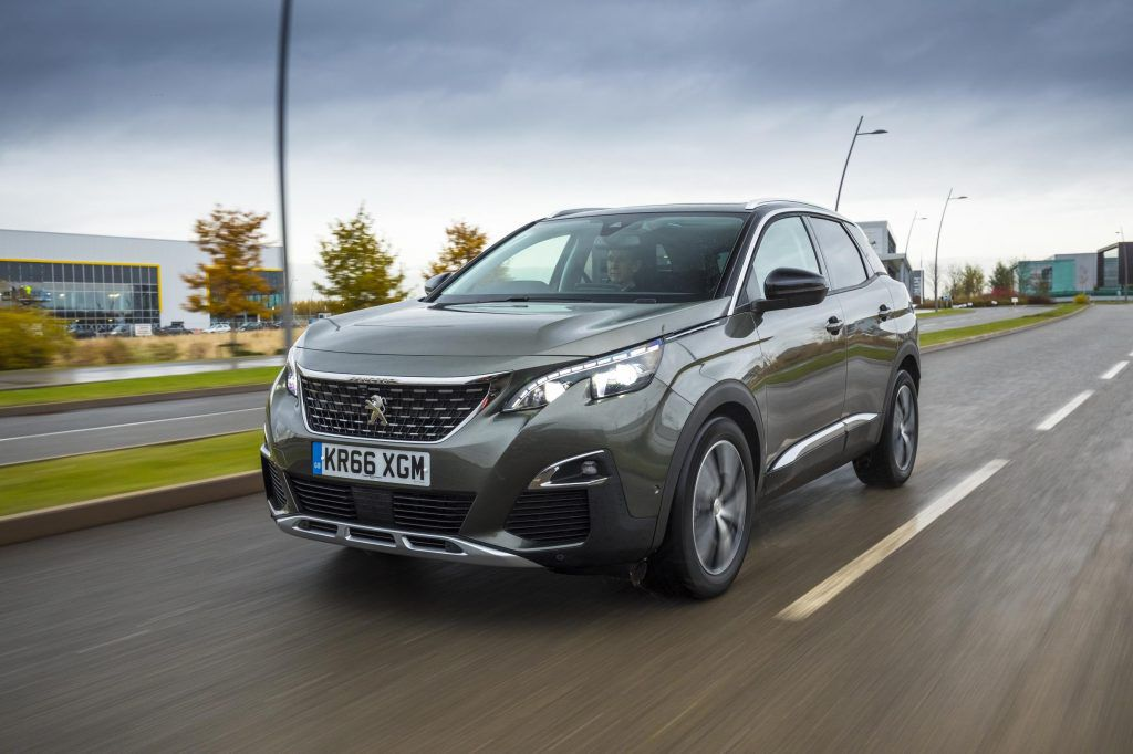 Peugeot 3008, one of the best SUVs
