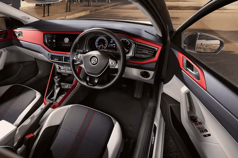 Your throne awaits you in the new Volkswagen Polo