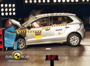 VW Polo passes its 5 star Euro NCP test