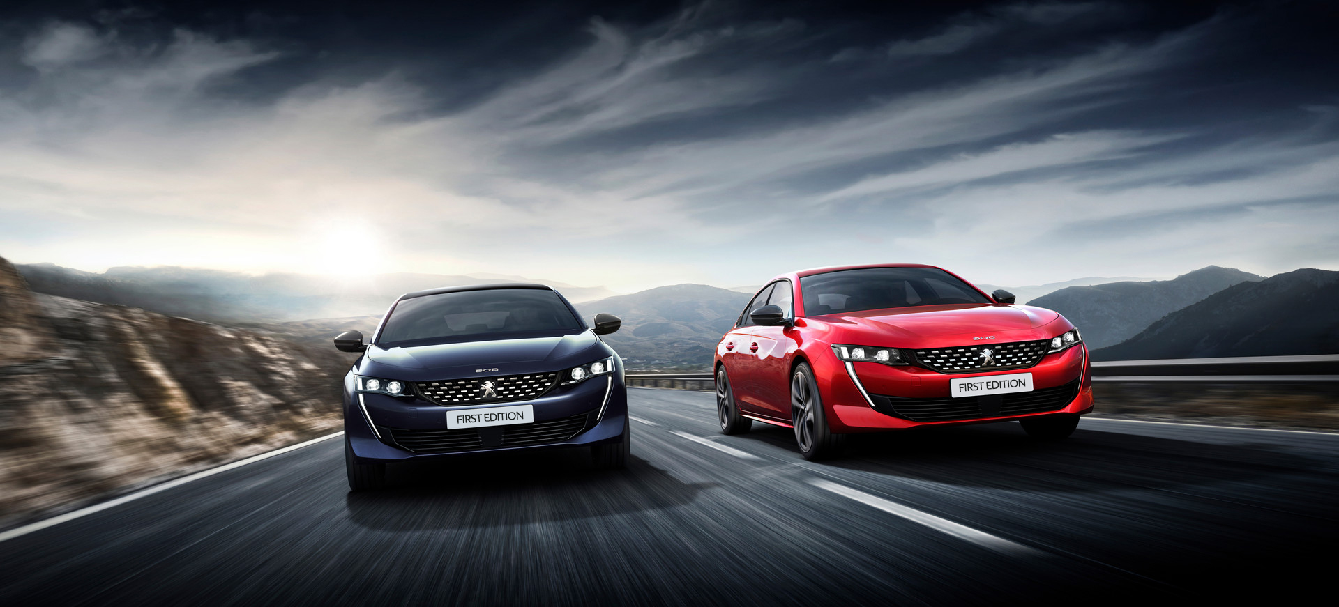 Peugeot celebrate new 508 model with limited edition model called First Edition