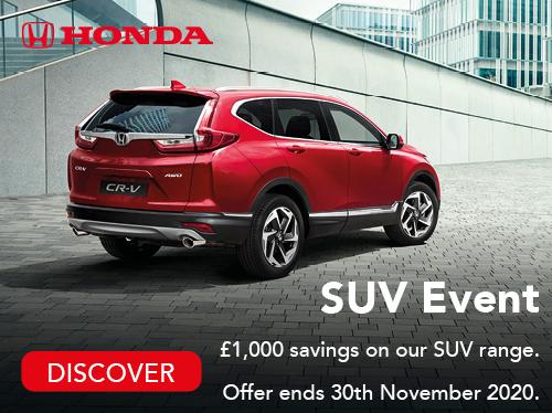 Honda Offer